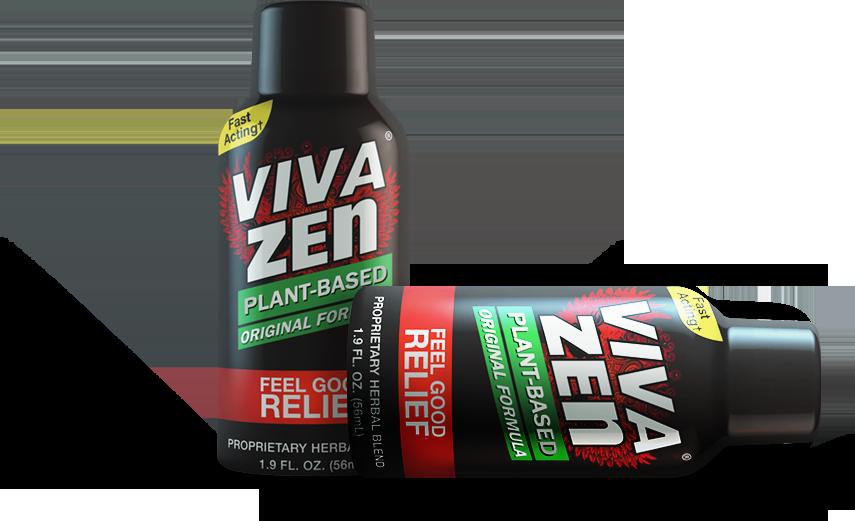 Vivazen Plant Based Relief