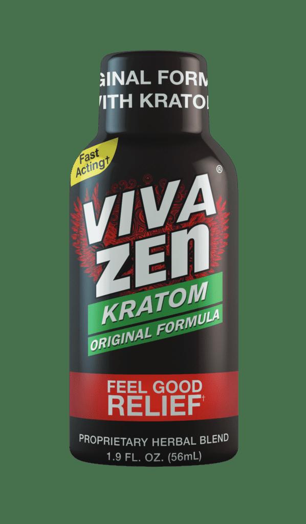 Vivazen Original Liquid Kratom Shot