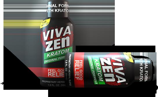 Vivazen plant-based pain relief