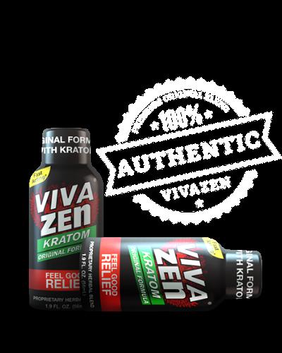 100% Vivazen Authentic