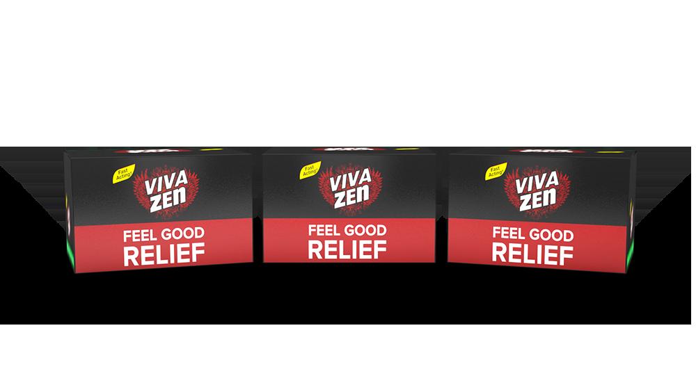 Vivazen Original 3 Boxes
