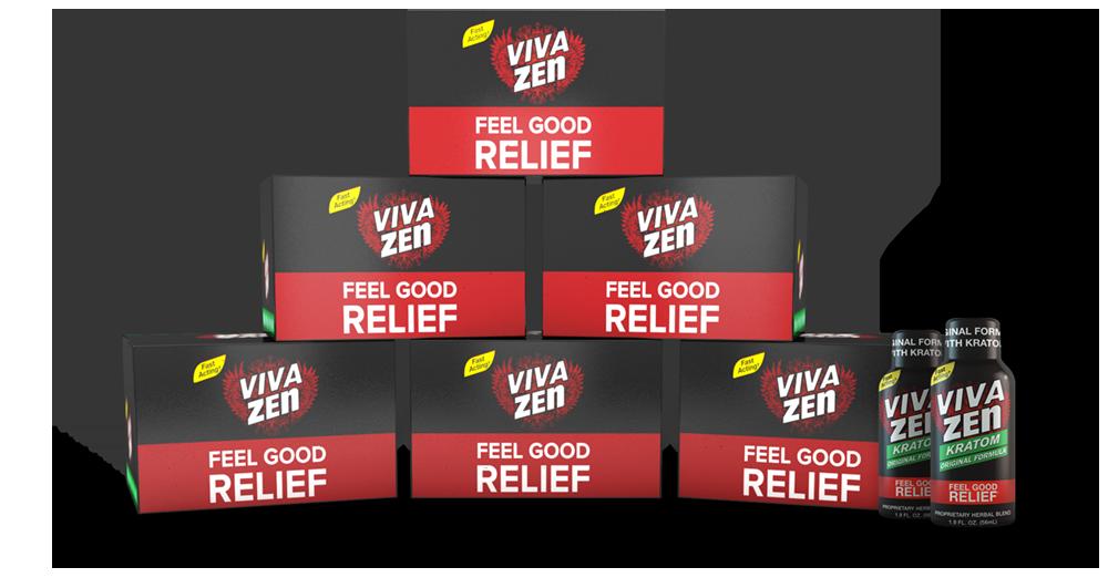 Vivazen Original 6 Boxes