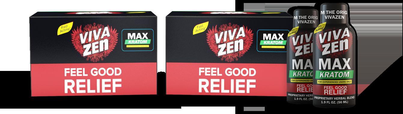 Vivazen MAX 2 Boxes