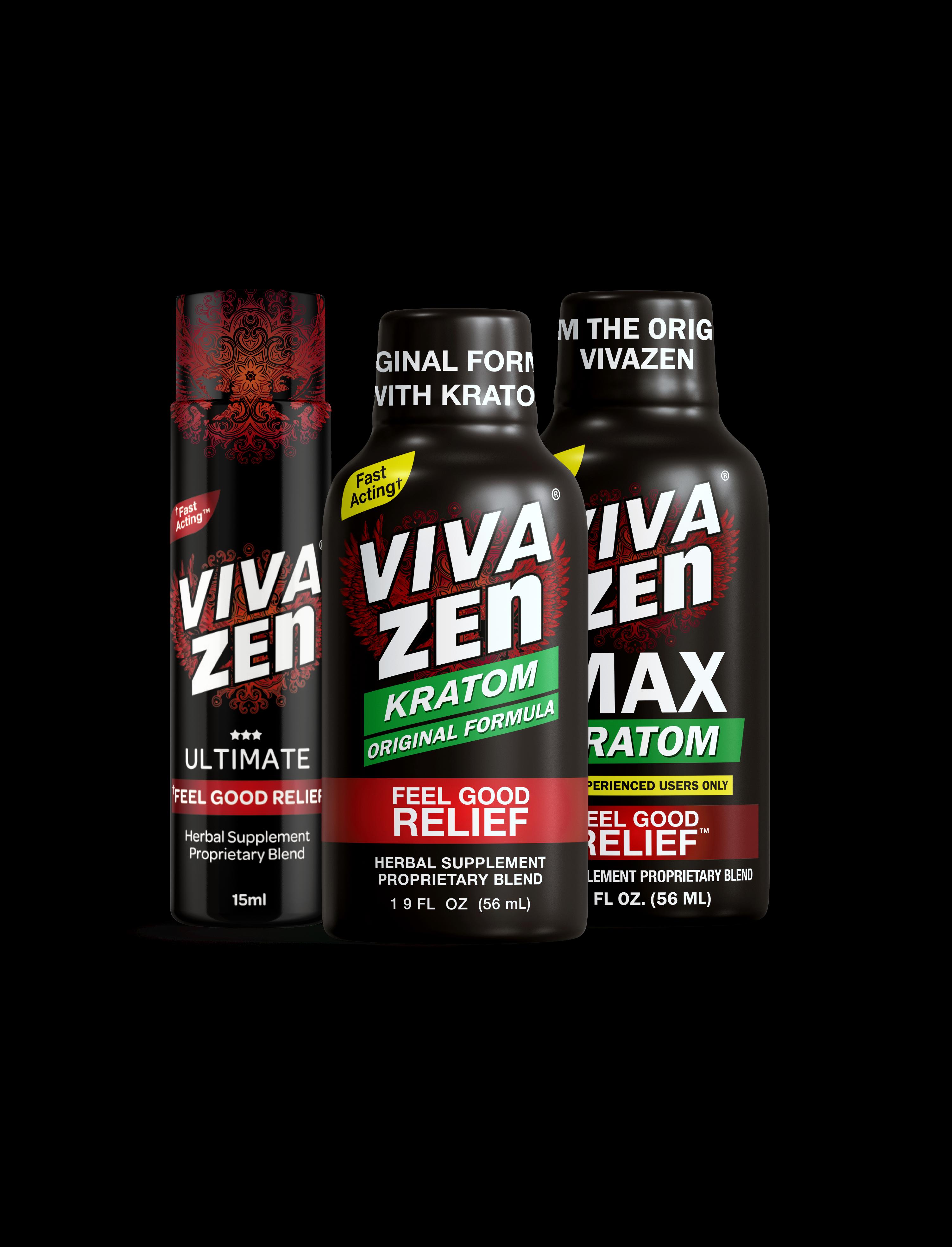 Vivazen Plant Based Wellness